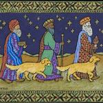 Inside reads - The Gift of the Magi: Frankincense, Goldens, and Myrrh (and a stick and a tennis ball)